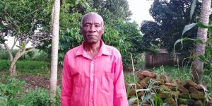The Water Project:  Edward Bakimba