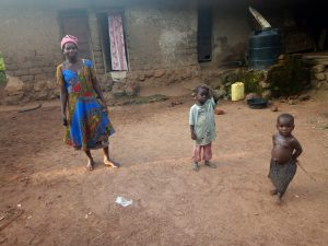 The Water Project:  Madam Charity At Home
