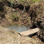 The Water Project: Rubona Kyawendera Community -  Open Water Source