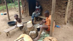 The Water Project:  Preparing A Meal