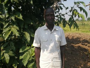 The Water Project:  Amandu Geofrey