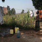 The Water Project: Ejinga Taosati Community -  Clothesline