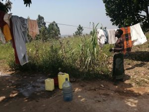 The Water Project:  Clothesline
