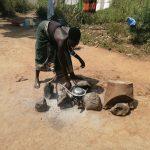 The Water Project: Ejinga Taosati Community -  Cooking