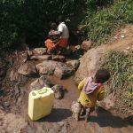 The Water Project: Ejinga Taosati Community -  Fetching Water