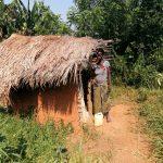 The Water Project: Ejinga Taosati Community -  Latrine