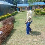 The Water Project: Friends Kuvasali Secondary School -  Construction Materials