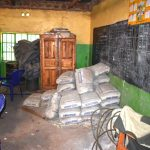 The Water Project: Gamalenga Primary School -  Hardware Materials Gathered In School Storage Room
