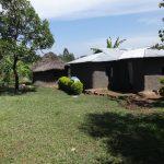The Water Project: Mahira Community, Jairus Mwera Spring -  A Household Compound