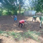 The Water Project: Friends Kuvasali Secondary School -  Rain Tank Site Excavation