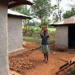 The Water Project: Harambee Community, Elijah Kwalanda Spring -  Community Member At Her Homestead