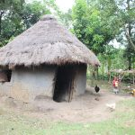 The Water Project: Litinye Community, Shivina Spring -  A Traditional Homestead