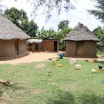 The Water Project: Mukhuyu Community, Chisombe Spring -  A Homestead In The Community