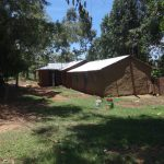 The Water Project: Mahira Community, Kusimba Spring -  Household Compound
