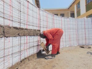 The Water Project:  Interior Wall Cementing