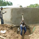 The Water Project: Makale Primary School -  Excavating Drawing Point