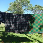 The Water Project: Mahira Community, Kusimba Spring -  Beddings Drying