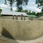 The Water Project: Makale Primary School -  Tank Progress