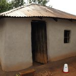 The Water Project: Harambee Community, Elijah Kwalanda Spring -  Outside A Kitchen