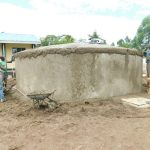 The Water Project: Makale Primary School -  Dome Work