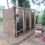 The Water Project: Friends Kuvasali Secondary School -  Latrines Construction