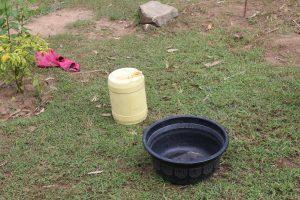 The Water Project:  Handwashing Basin