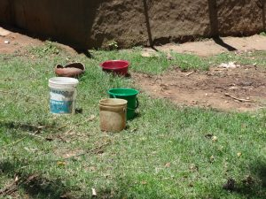 The Water Project:  Handwashing Containers