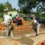 The Water Project: Makale Primary School -  Latrine Construction