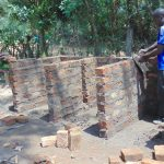 The Water Project: Friends Secondary School Shirugu -  Latrine Construction