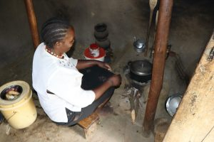 The Water Project:  Community Member Cooking
