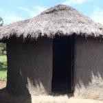 The Water Project: Mahira Community, Jairus Mwera Spring -  Outside The Kitchen