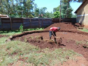 The Water Project:  Excavation Continues