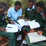 The Water Project: Friends Kuvasali Secondary School -  Training Group Work