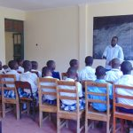 The Water Project: Friends Secondary School Shirugu -  Students Attend Training