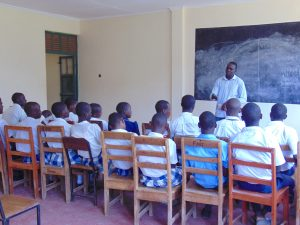 The Water Project:  Students Attend Training