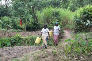 The Water Project:  Women Walking To Fetch Water