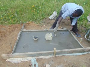 The Water Project:  Sanitation Platform Work