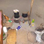 The Water Project: Mahira Community, Jairus Mwera Spring -  Inside The Kitchen