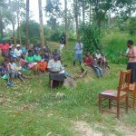 The Water Project: Bukhaywa Community, Ashikhanga Spring -  Training With Rose