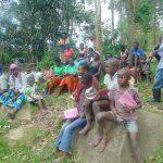The Water Project: Bukhaywa Community, Ashikhanga Spring -  Training Participants