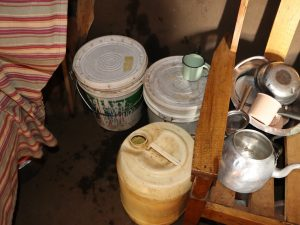 The Water Project:  Water Storage Containers
