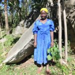 The Water Project: Mahira Community, Kusimba Spring -  Alice Kusimba Spring Landowner