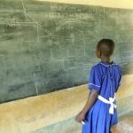 The Water Project: Makale Primary School -  Mercyline Naming Parts Of The Tank