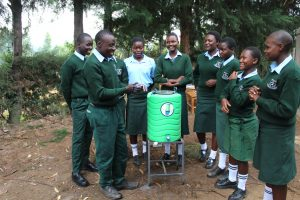The Water Project:  Handwashing Demonstrations