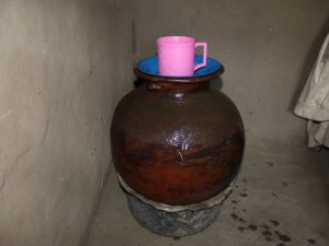 The Water Project:  Water Storage Storage Pot