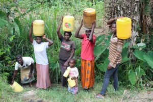 The Water Project:  Almost Ready To Head Home
