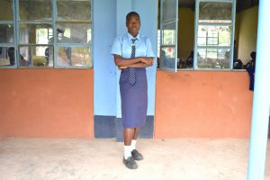 The Water Project:  Student Maureen