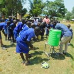 The Water Project: Makale Primary School -  Learning Good Handwashing Technique