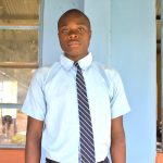 The Water Project: St. Peter's Khaunga Secondary School -  Student Dennis
