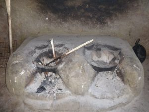 The Water Project:  Fireplace